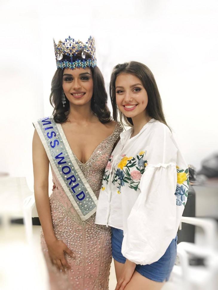 Мисс мира 2017