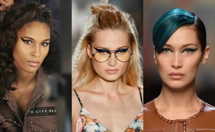 макияж 2018 тенденции