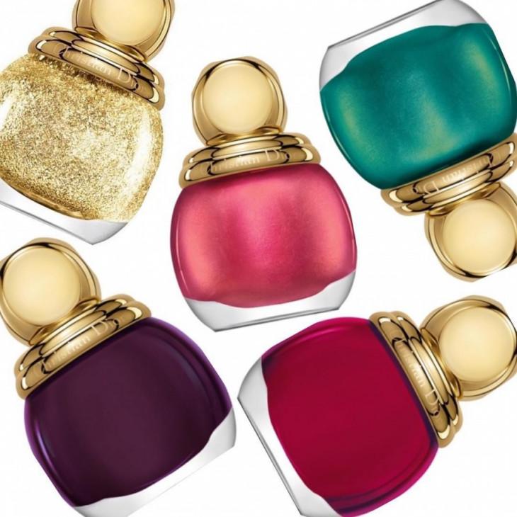 лак для ногтей Dior Diorific Vernis Holiday 2017