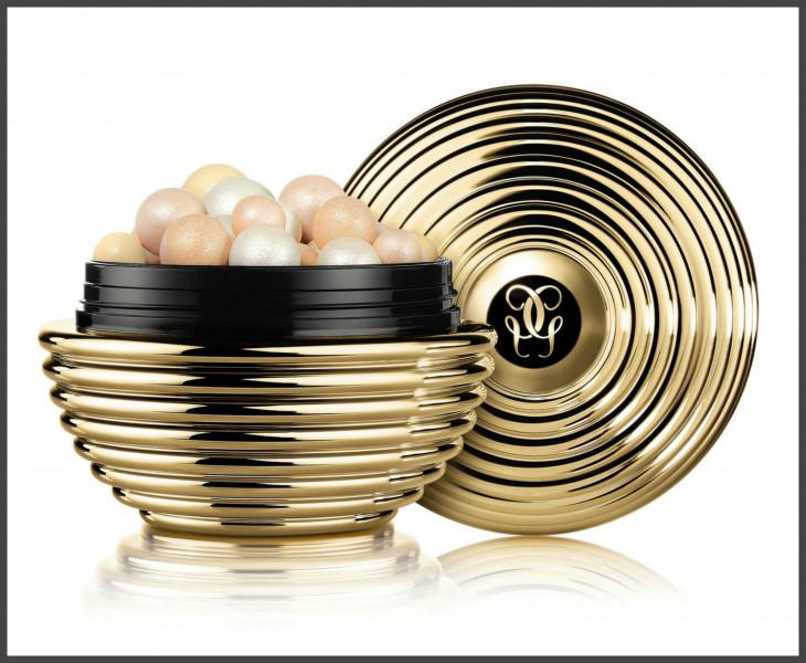 Пудра-хайлайтерMétéorites Gold Pearls