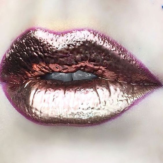 тренд в макияже 2018