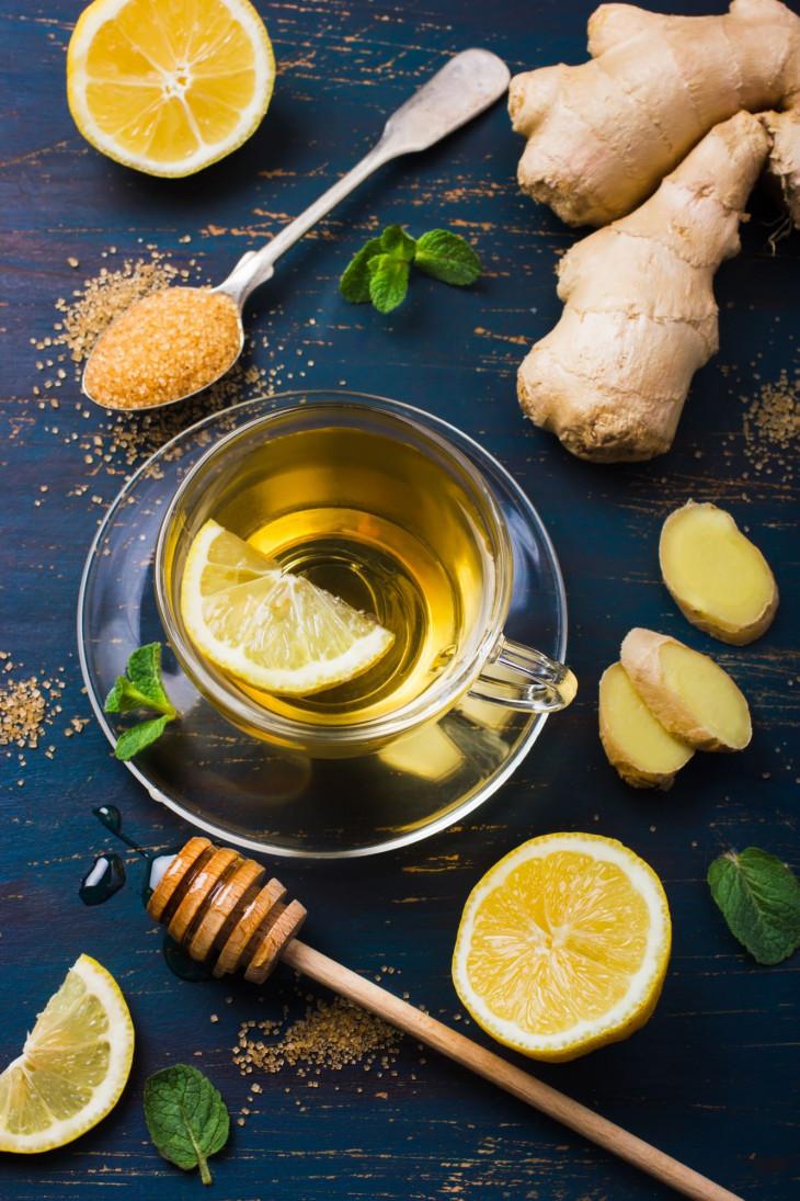 чай с имбирем для похудения отзывы форум