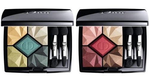 Рождественская коллекция макияжа Dior