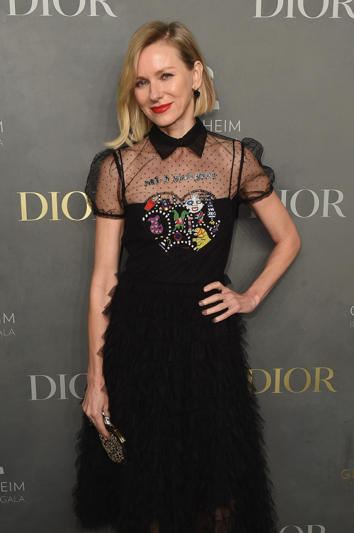 Наоми Уоттс в Dior