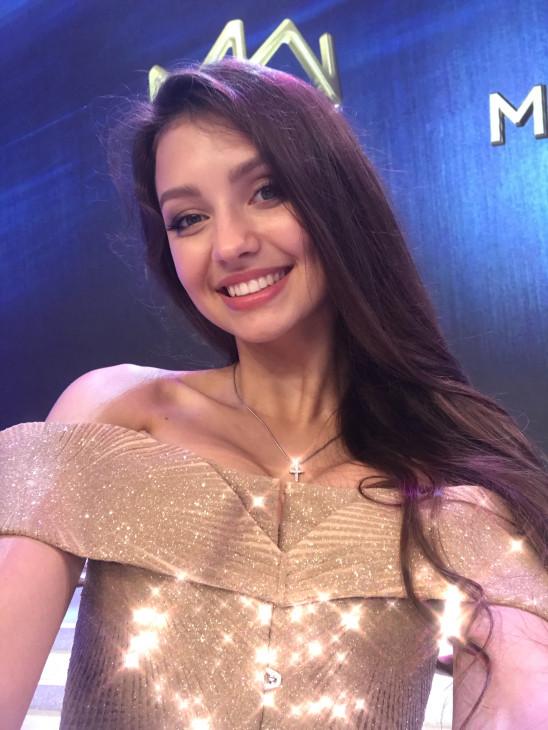 Полина Ткач мисс украина 2017