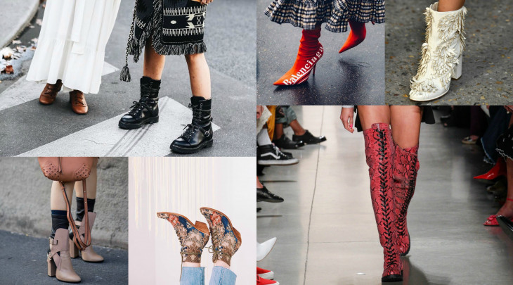 модные тренды 2018