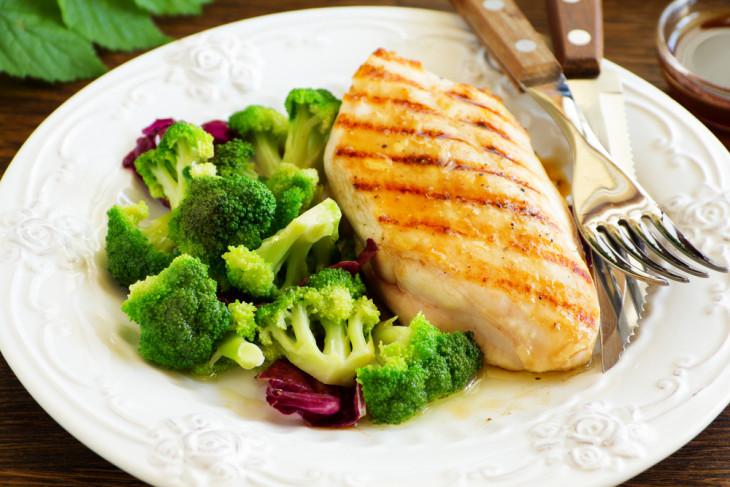 белковая диета суть