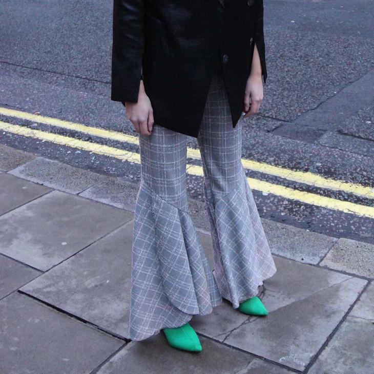 мода 2018 брюки