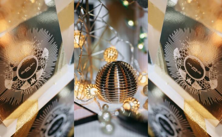 Рождественская коллекция Guerlain