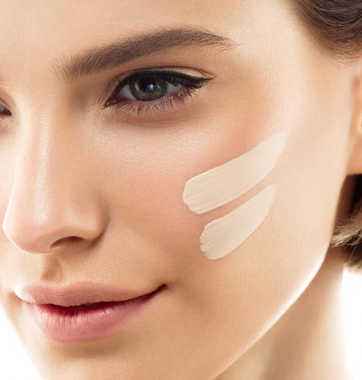 Как наносить макияж на проблемную кожу
