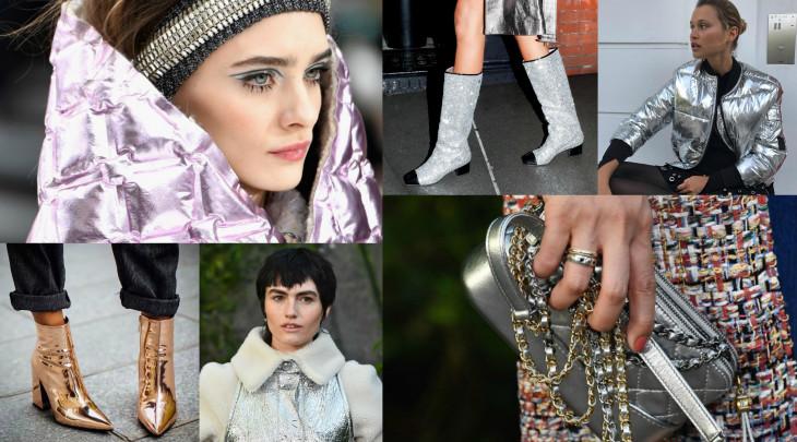 мода зима 2018