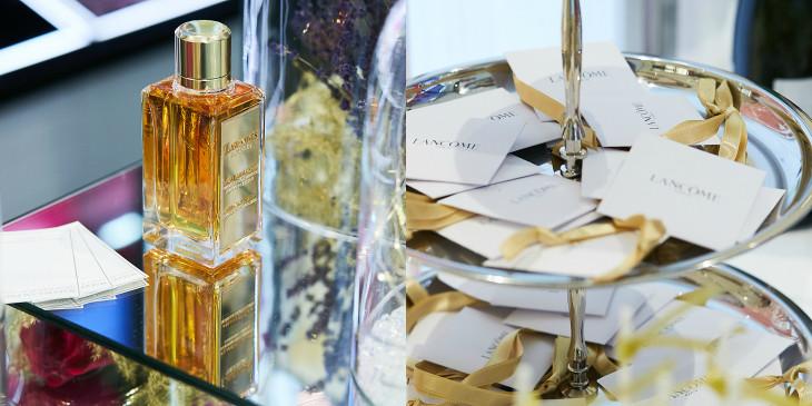 презентация коллекции ароматов Maison Lancôme в ЦУМ