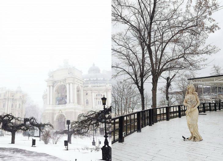где встретить новый год Одесса