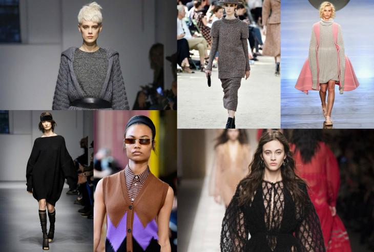 что будет модно зимой 2018