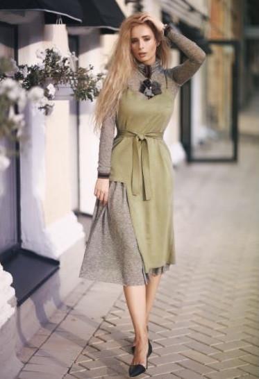 платье на новый год 2018 2