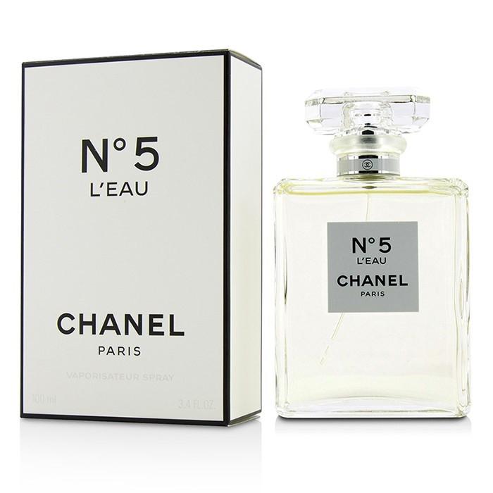 Парфюмированная вода Chanel № 5  L EAU для женщин 100 мл.
