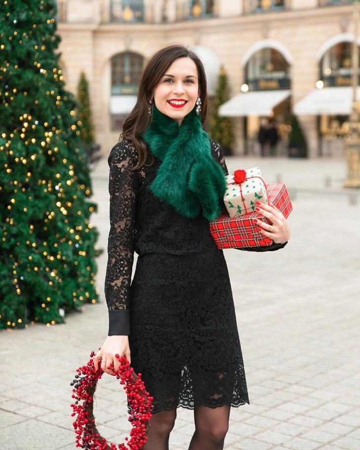 как одеваются француженки зимой