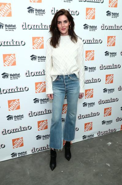 джинсы 2018 мода