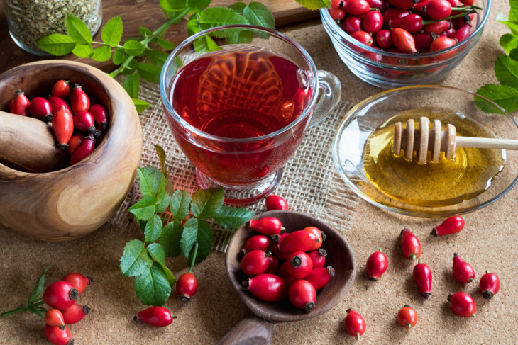витамины зимой