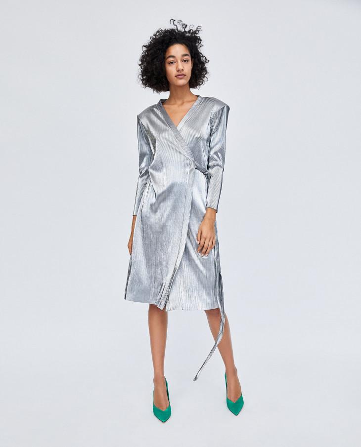 новогоднее платье 2018