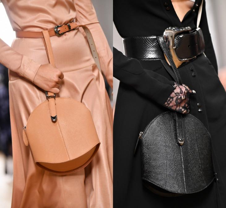 самые модные сумки зимы 2018