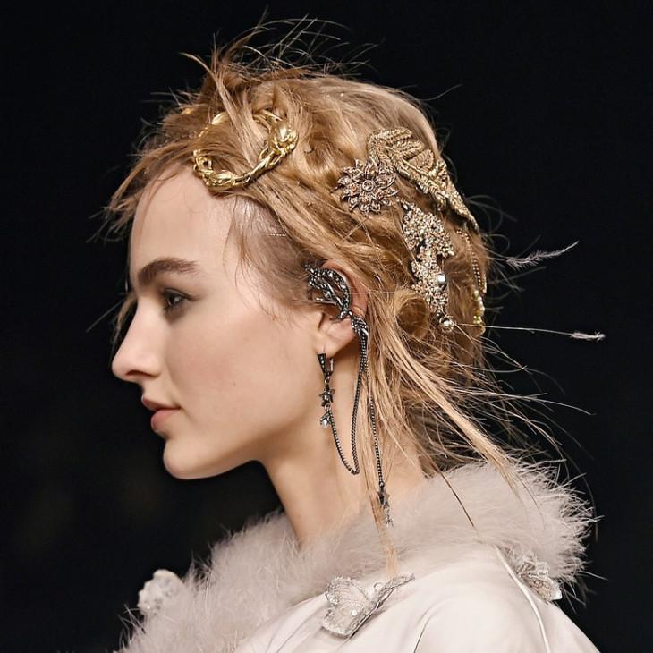 украшения для волос 2017
