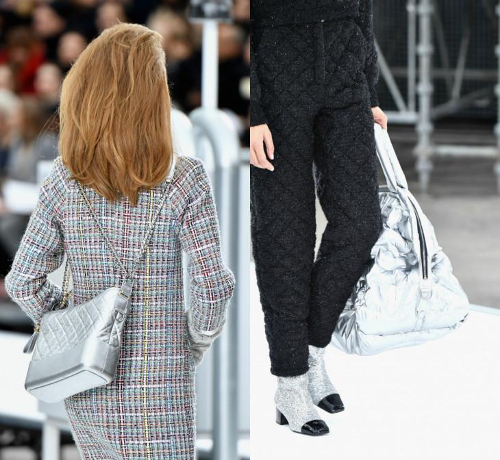Металлические сумки