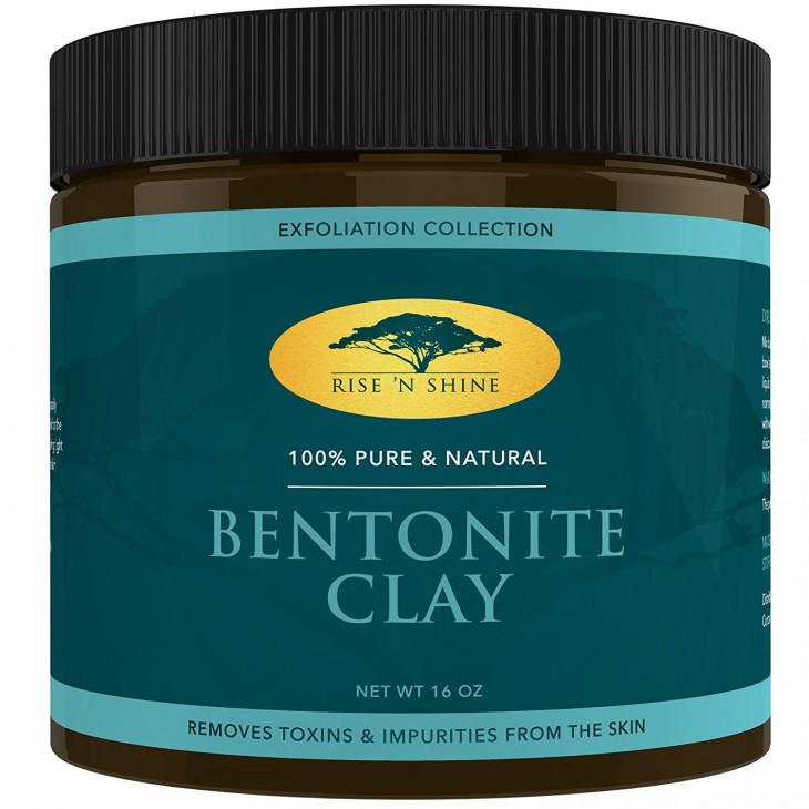Bentonite Clay Powder от Rise 'N Shine