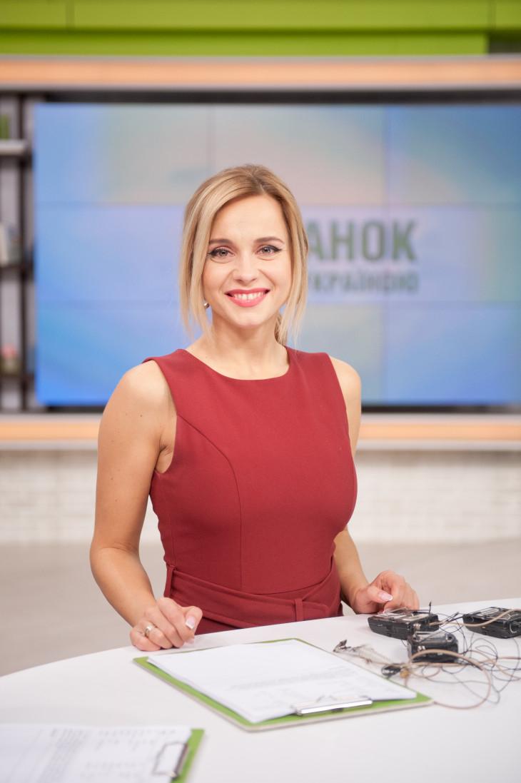 Лилия Ребрик интервью
