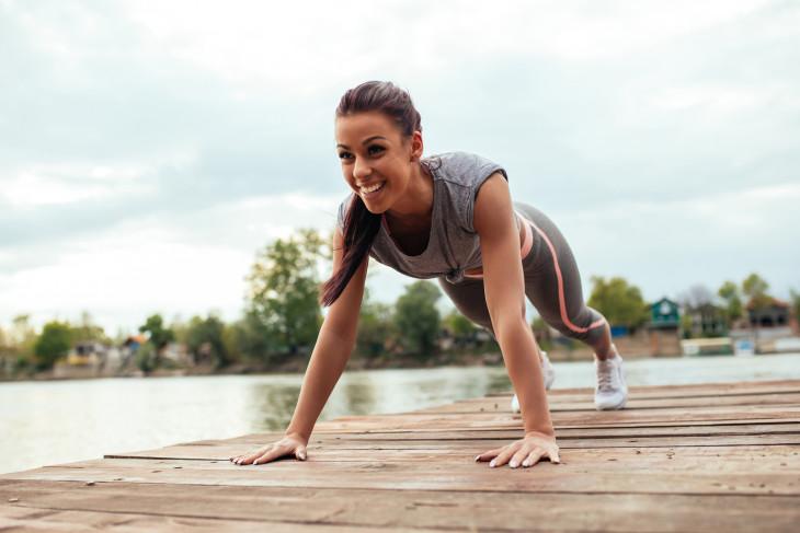 утрення зарядка для похудения