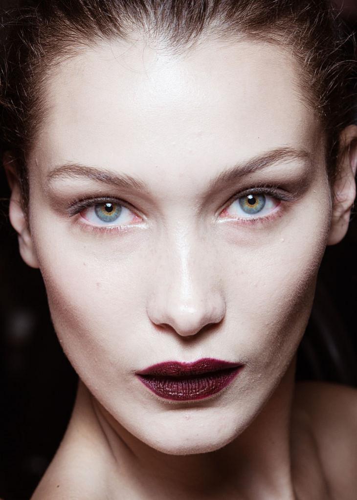 как наносить макияж на сухую кожу