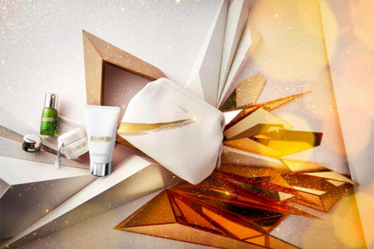 рождественския коллекция макияжа 2018