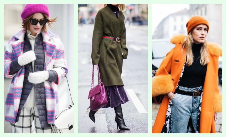 Как сочетать цвета в одежде