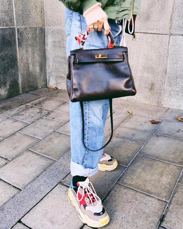 модные тренды 2018 обувь