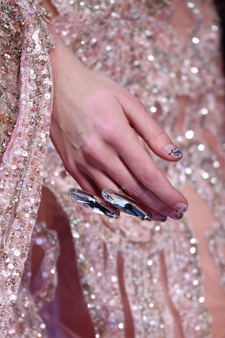 какие кольца в моде