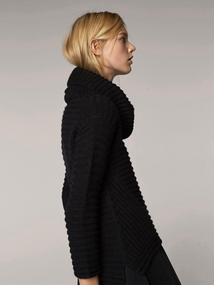 свитер 2018