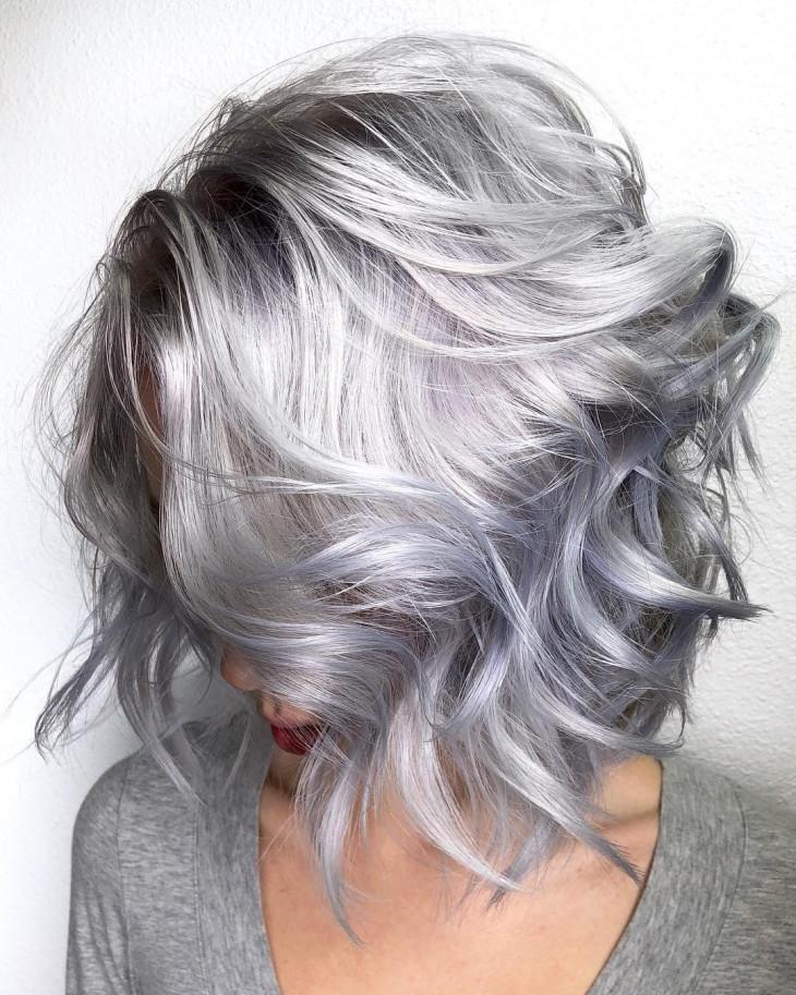 цвет волос на весну