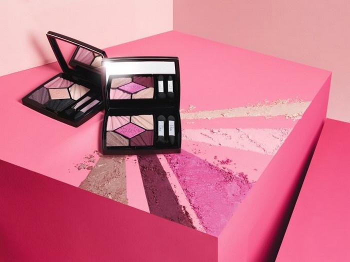 коллекции макияжа Dior Glow Addict Makeup Collection Spring 2018