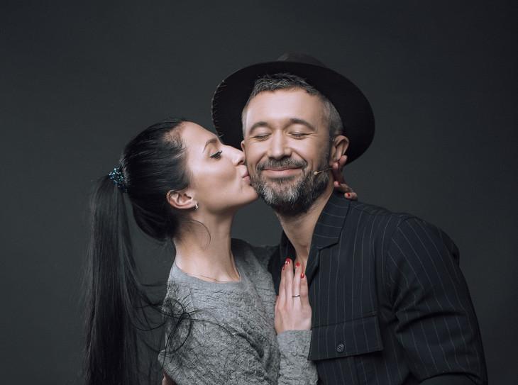 Сергей Бабкин и Снежана