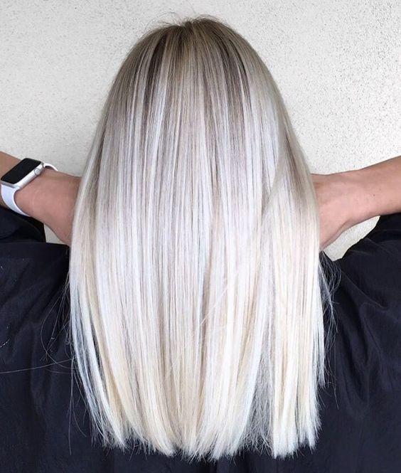 покраска фото волос