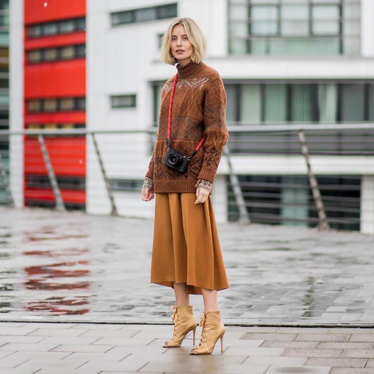 модные свитера 2018 4