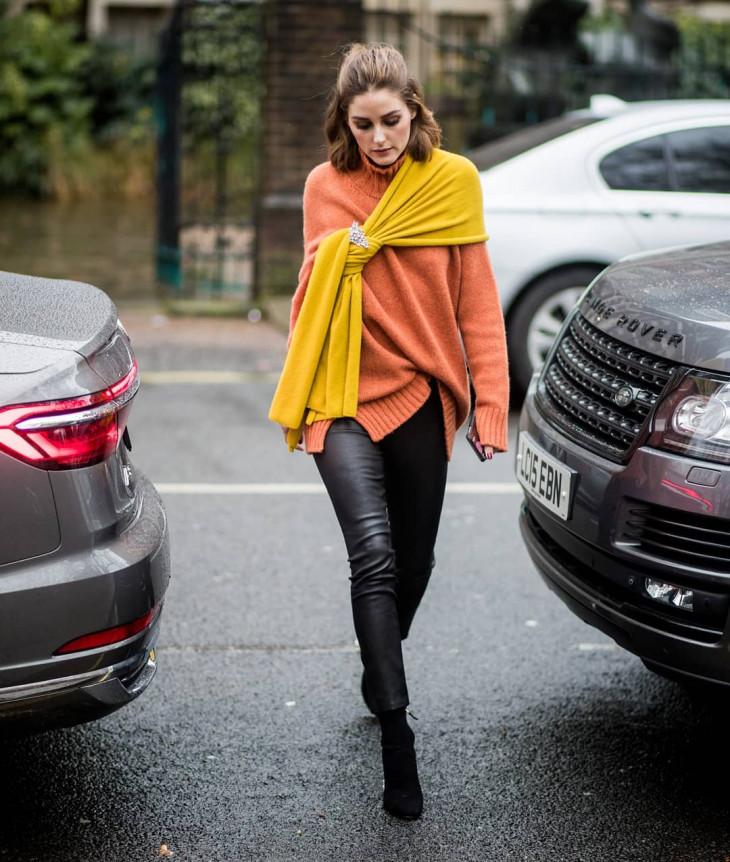 модные свитера 2018 8