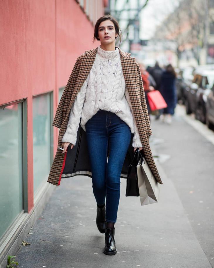 модные свитера 2018 7