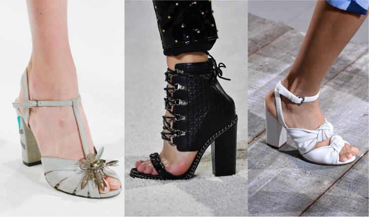 обувь на лето 2018