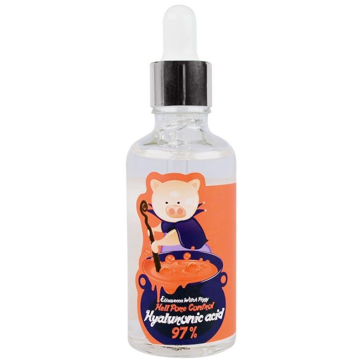 Средство для очищения пор с гиалуроновой кислотой от Elizavecca Witch Piggy