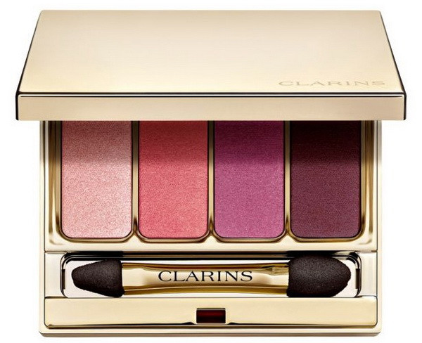 4 Colour Eyeshadow Palette от Clarins