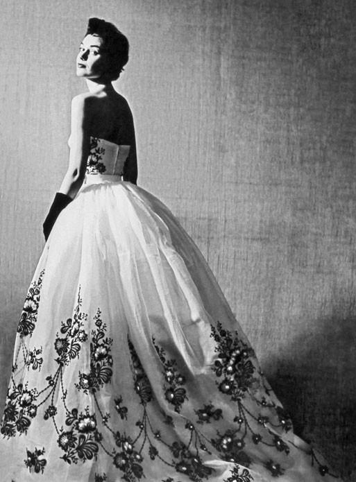 одри хепберн, Сабрина, платье Givenchy