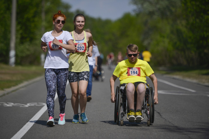 Wings for Life World Run забег
