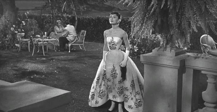 Кадр из фильма Сабрина, 1961 г.