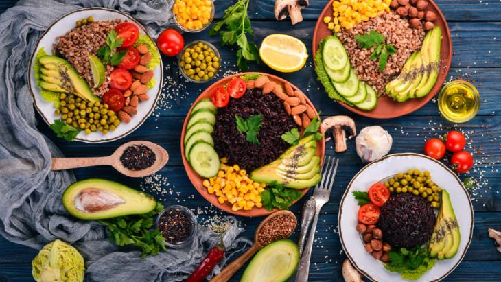 вегетарианство питание
